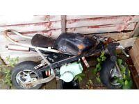Mini moto spares/repair