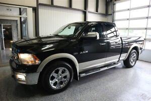 2010 Dodge Ram 1500 Laramie *QUAD CAB V8 5.7 HEMI*