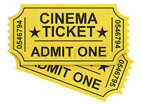 2 Vue Cinema Tickets (2D Films Only)