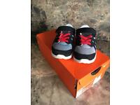 Size 4.5 Nike trainers (kids)
