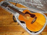 Guild F 212 twelve string acoustic 1972