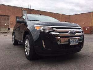 2011 Ford Edge LIMITED 80K AWD LETHER NAVI BACK CAM