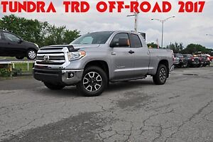 2017 Toyota Tundra trd off road