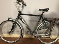 Ladies Mens electric bike Gazelle Grenoble Innergy Dutch ebike