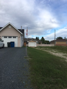 Vacant Residential Property Lot – Great Location