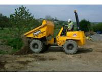 ARE YOU LOOKING FOR A TRAINEE GROUNDWORKER WITH CPCS DUMPER