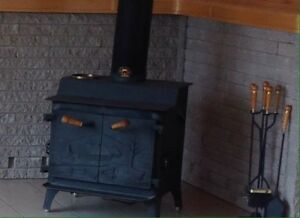 Campagnar Wood burning stove