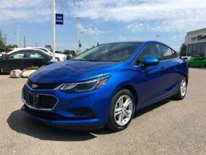2017 Chevrolet Cruze LT Turbo *Wifi* *Backup Cam* *Teen Settings