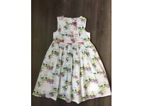 Girls mini club party dress size 4-5 Years NEW