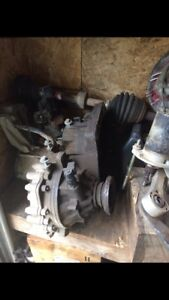 1999 5 speed VW beetle with drive axles $600 obo