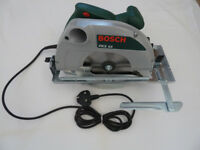 Bosch PKS 66 CIRCULAR SAW, 1200W. Brand New in Box.