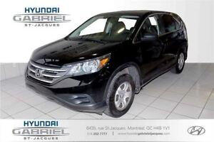 2014 Honda CR-V LX AWD  CAMERA DE RECULE !!! PROPRE !!! JAMAIS A