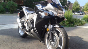 Honda CBR 250r with ABS