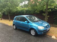 Huyndai Getz 2002 1.1 Petrol, Mot, Great cheap insurance*** economical car, running perfect, SWAP