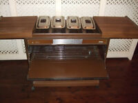 Phillips Hostess Heated Trolly (Electric)