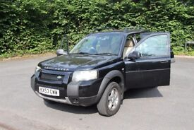 Land Rover Freelander 2.0 TD4 SE Station Wagon 5dr Perfect Condition