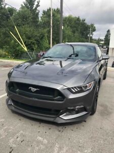2015 Ford Mustang GT PREMIUM TRACK PAC 50e ANNIVERSAIRE INCREDIB