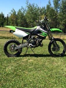 Lightly used 2010 Kawasaki 2stroke in great condition $2500 obo