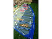 Windsurfing sail Gaastra Nitro 7.8m