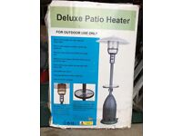 11.7kw Gas Patio Heater (with built in light and table)