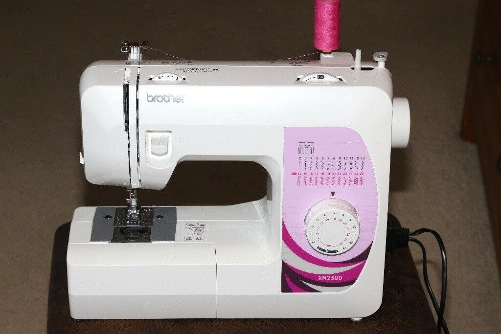 Brother Sewing Machine Perfect Condition Model XN40 Cotton Classy Brother Xn2500 Sewing Machine
