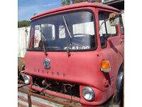 Bedford TK cab.