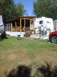 29 ft Springdale Travel Trailer