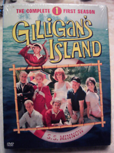 Gilligan's Island The Compete 1 First Season DVD Set