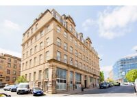 City Centre Bradford, right by the Station, Economical One Bedroom Flat in Converted Warehouse
