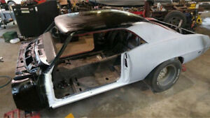 1969 firebird/Camaro shell