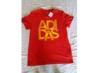 Mens Original Adidas T-shirt Brand new
