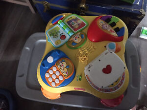 Fisher Price Discovery Table