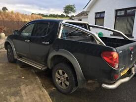 2007 MITSUBISHI L200 FOR BREAKING ALL PARTS ON THE SHELF