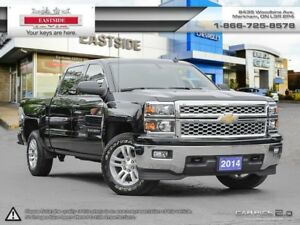 2014 Chevrolet Silverado 1500 WHEELS! POWER ADJUSTABLE PEDALS
