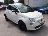 2011/61 FIAT 500 0.9 TWINAIR SPORT # VERY TIDY # FULL DEALER SERVICE HISTORY # FULL MOT # CAT D