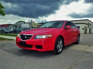 SOLD!!!ACURA TSX! LOADED! TINTED WINDOWS! LOW KM!