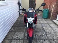 Honda CB125F CBF125