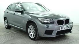 2011 BMW X1 XDRIVE20D M SPORT Diesel grey Automatic