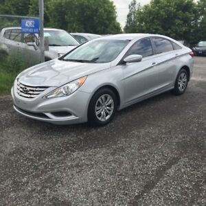 2013 Hyundai Sonata PRE-OWNED CERTIFIED- GLS CLEAN LOW KM'S