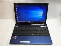 Packard Bell Fast HD Laptop, 320GB, 4GB Ram,Win 10, HDMI, Microsoft office,Excellent Cond