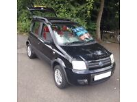 HI SPEC MODERN FIAT PANDA 4WD IDEAL SIZE /LOW MILES/NEW MOT/SERVICE HISTORY/IDEAL FAMILY CAR