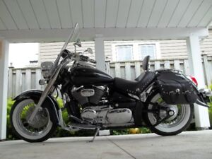 swap/trade 2009 suzuki boulevard ct50 for 1970' or older classic