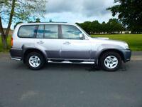 2003 53'reg Hyundai Terracan 2.9CRTD CDX Auto **83,000 miles**