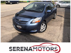 TOYOTA YARIS SEDAN AUTO | CERTIFIED | 108K | NO ACCIDENTS |