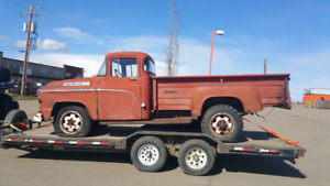 1958 Fargo one ton