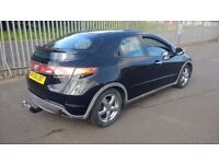 honda civic ctdi es turbo diesel 2006 06 plate new shape