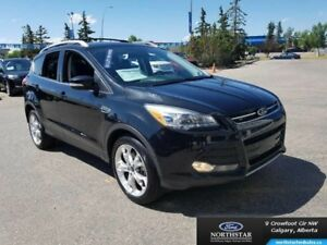 2015 Ford Escape Titanium  - Leather Seats -  Bluetooth -  Heate