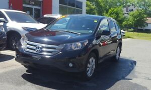 2013 Honda CR-V EX-L Leather interior