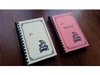 The Real Book Volumes 1 & 2 (Mini Edition) in C (Fake Book) - Jazz Books
