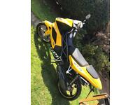 FOR SPARES OR REPAIRS 50cc CPI GTR MOPED